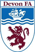 Devon Football Association logo/shield