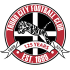 Truro City 125 logo