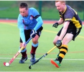 mens league hockey action_ OPM vs PGSOB
