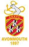 Avonmouth Old Boys RFC crest
