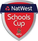 NatWest Schools Cup rugby logo