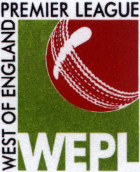 West of England Premier Cricket League logo