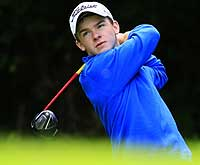 exeter golf & country club teenage ace harrison greenberry, image courtesy tom ward, tomwardsport.com