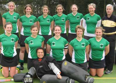 mannamead ladies hockey club first team