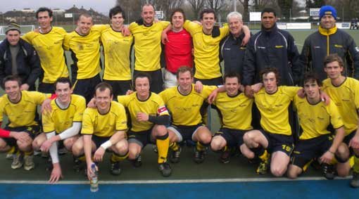 2010 EHL Men's Conference West champions TeamBath Buccaneers