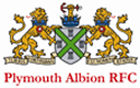 plymouth albion rugby football club crest