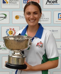 Devon's international bowls ace Sophie Tolchard (Kings, Torquay) wins national 2018 singles