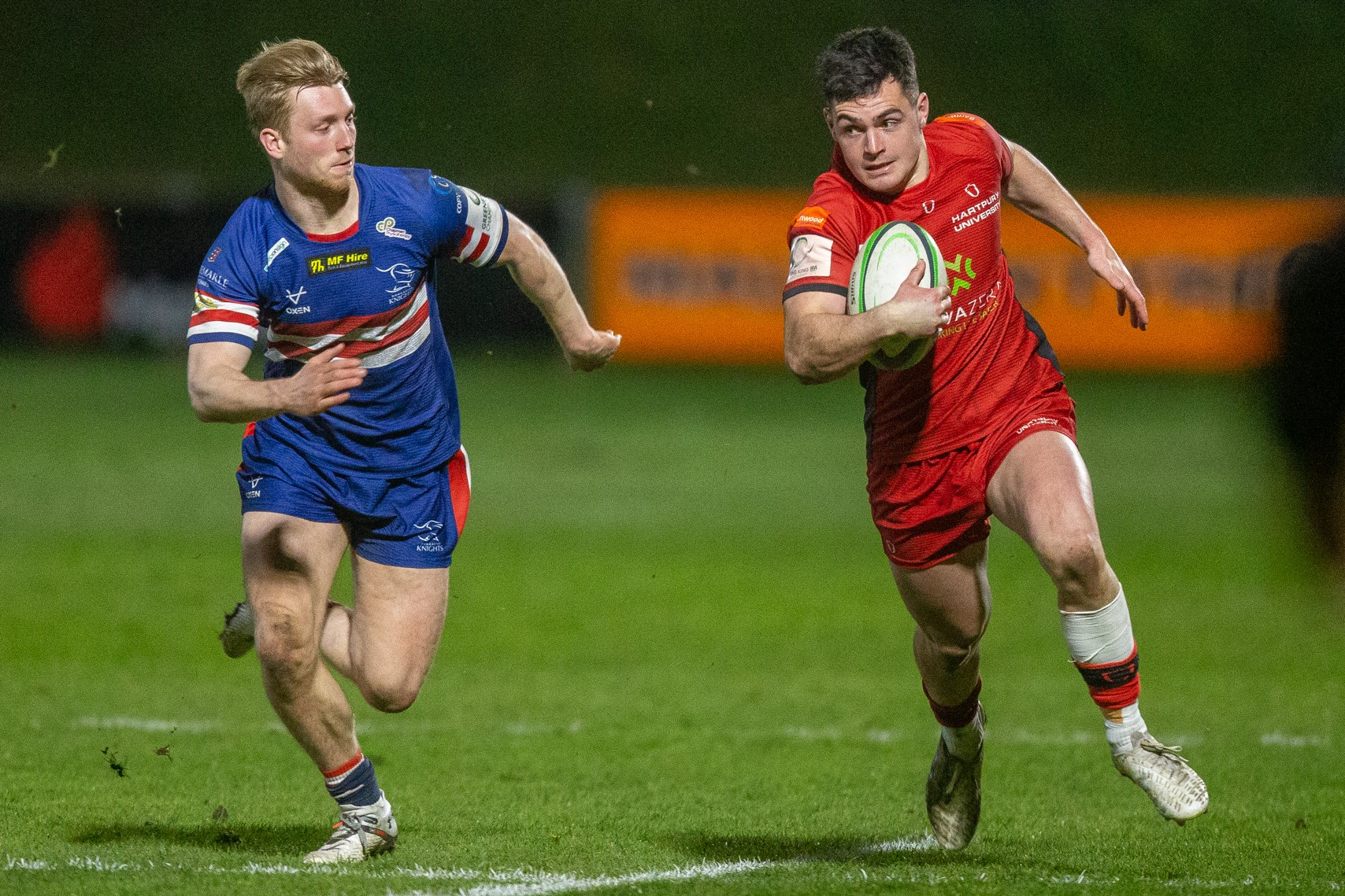 Robbie Smith Hartpury