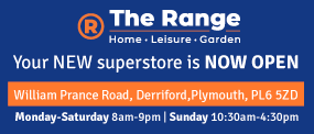 Our new Derriford store - now open