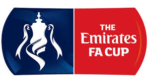 The Emirates FA Cup logo courtesy/copyright the FA