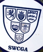 South Western Counties Golf Association shield