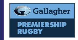 Gallagher Premiership Rugby logo