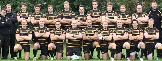 London Cornish RFC 1st team squad 210913