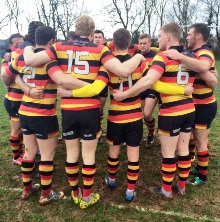 Saltash RFC huddle