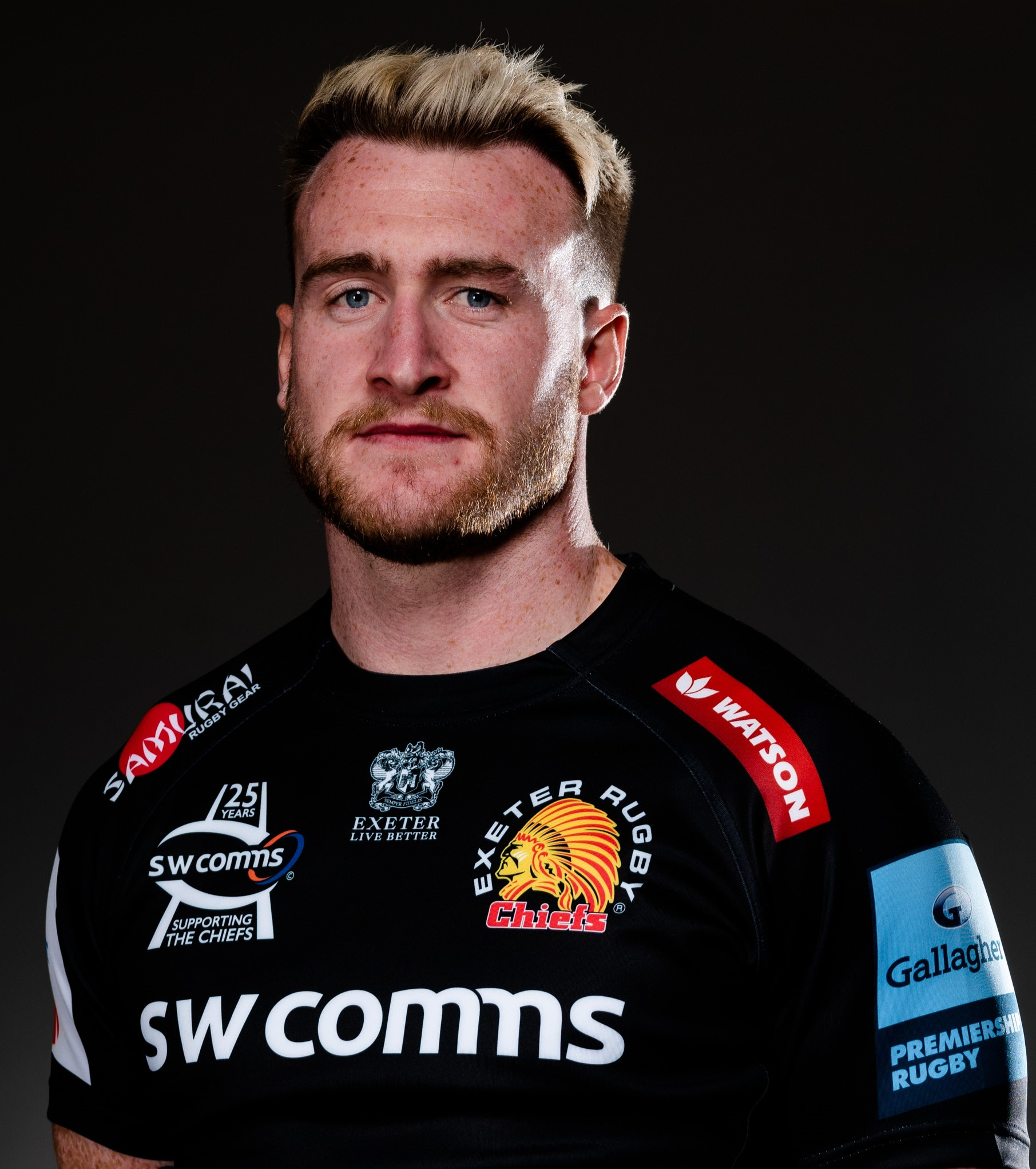 stuart hogg close up ExeterChiefs JMPUK