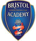 bristol academy womens football club crest